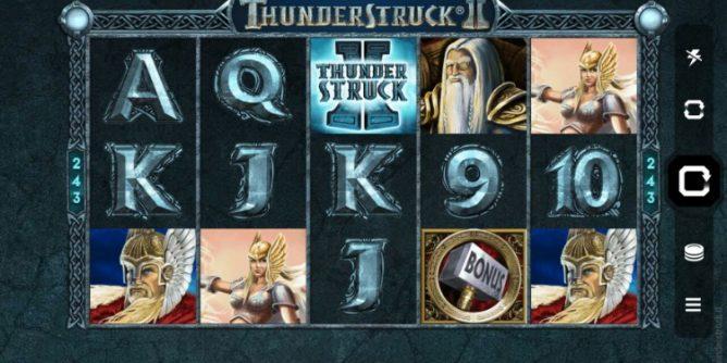 Thunderstruck 2 Theme